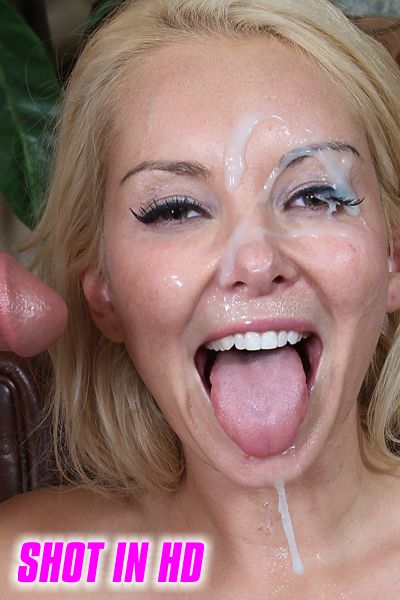 Cum Facial Love Shot We