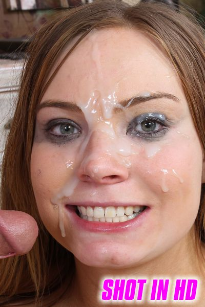 Beautiful ex girlfriend cum in mouth